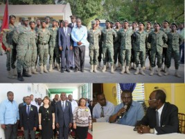 Haiti - Politic : Evans Paul in favor of an army in the country
