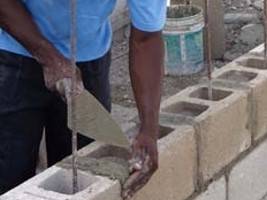 Haiti - Reconstruction : Training of 220 masons in earthquake-resistant construction