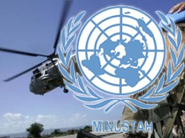 Haiti - Security : The Club of Madrid argues in favor of maintaining of the Minustah