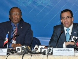Haiti - Politic : A Joint Bilateral Meeting «successful and promising»