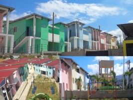 Haiti - Social : 72 new housing units completed