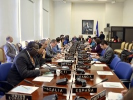 Haiti - Politic : Insulza presented his report to the Group of Friends of Haiti