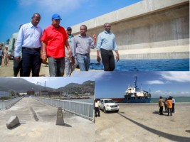 Haiti - Reconstruction : Follow-up of major infrastructure projects in the North