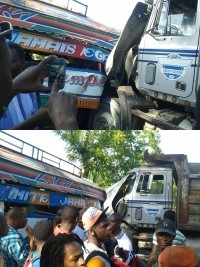 Haiti - FLASH : Tragic accident in Petit-Goâve, 26 wounded, 8 dead
