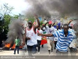 Haiti - FLASH : New day of violence in Ouanaminthe