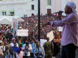 Haïti - Politique : Le Président Martelly en tournée dans le Nord