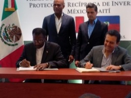 Haiti becomes the gateway of Mexico in CARICOM