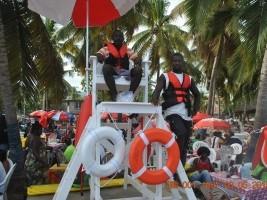 iciHaiti - Security : Equipment for the beach Raymond-les-Bains
