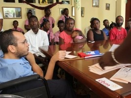 iciHaiti - Education : 20 scholarships for students with disabilities