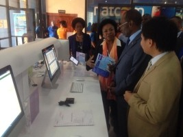 Haiti - Technology : Natcom Launches «Lajan cash»