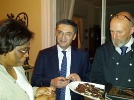 iciHaiti - Economy : France talks about chocolate with Haiti