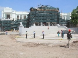 Haiti - Reconstruction : The new Court of Cassation completed soon