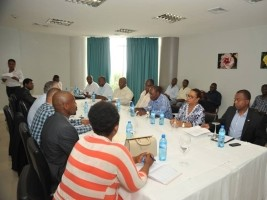 Haiti - Repatriations: First meeting of the Joint Committee for National Solidarity