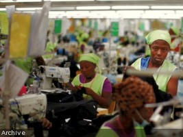 $4M investment in the garment sector