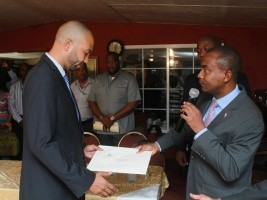Haiti - Politic : Installation of a new DG to the RTNH