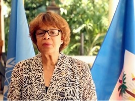 Elections : D-4, Message of Sandra Honoré- Added COMMENTARY By Haitian-Truth