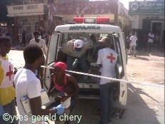 Haiti - Health : The fight against the epidemic is organized