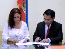 Haiti - Tourism : Agreement between the Ministry of Tourism and Natcom