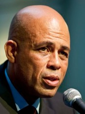 Haiti - Epidemic : Michel Martelly appeals to candidates