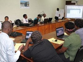 Ha ti ducation les technologies num riques au service for Hopital canape vert haiti