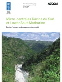 Hydropower development on a small scale in Haiti