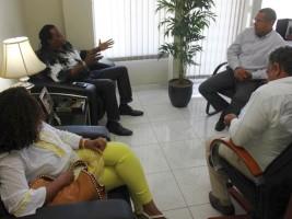 iciHaïti - Culture : Eddy François parle de projets pour Haïti avec le MHAVE