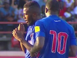 Haiti crush Grenada 3-1