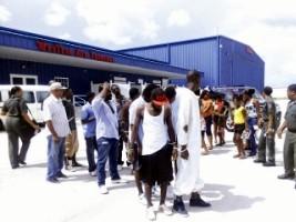 19 Haitian boat people intercepted