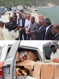Ha ti politique application des mesures d 39 interdiction for Hopital canape vert haiti