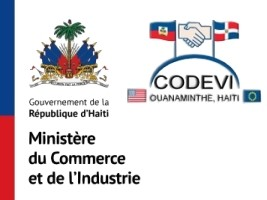 Haiti - Economy : Signature for a Micro park in Ouanaminthe