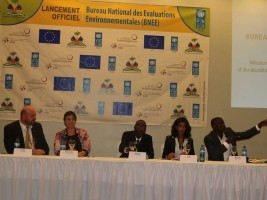 Haiti - Environment : Launch of the National Environmental Assessment Office