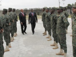 Haiti - FLASH : Official Remobilisation of the Armed Forces of Haiti