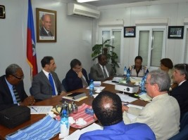 Haiti - Health : Monitoring of  the cholera situation in the country