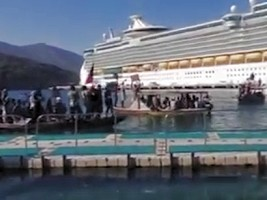 Haiti - FLASH : Labadee port calls canceled due to demonstration