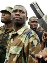 Haiti - FLASH : Guy Philippe ready for armed struggle against «the anarchists»