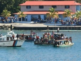 Haiti - FLASH : A 3rd cruise ship cancels its stop at Labadee