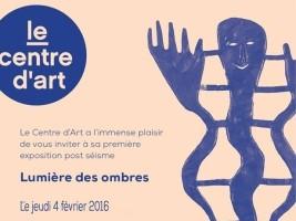 iciHaïti - Invitation : Exposition de sculptures en métal «Lumière des Ombres»