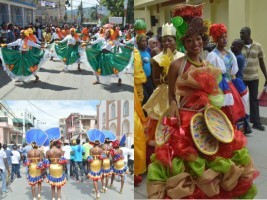 Success of the Carnival of Jacmel 2016