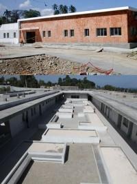 iciHaiti - Health : Visit of works of the hospital Simbi Continental