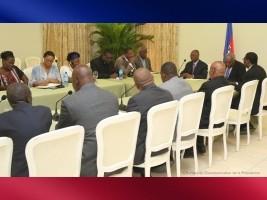 Haïti - Élections : Privert donne 48 heures aux secteurs retardataires représentés au CEP