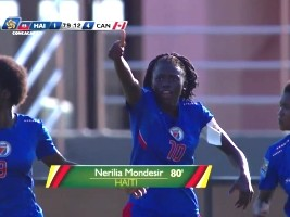 Haiti – Jordan 2016 : End of the dream for young Grenadières U-17