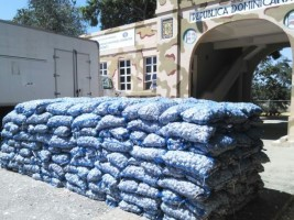 iciHaïti - Contrebande : Saisie de plus de 440 sacs d'ail en provenance d'Haïti