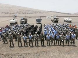 iciHaïti - Sécurité : Le Pérou va envoyer un contingent de 160 casques bleus