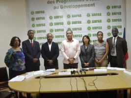 Haiti - Japan : Evaluation of food aid and use of funds