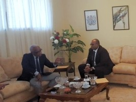 Haiti - Tourism : Minister of Tourism met with the Ambassador of Cuba