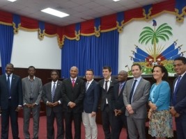 French Parliamentary Mission in Haiti