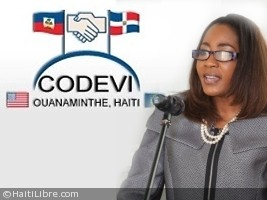 Haiti - Economy : The Minister of Commerce visited CODEVI