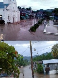 Haiti – FLASH : Bad weather, many areas under water