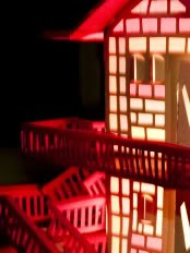 Haiti - Culture : Christmas lanterns contest