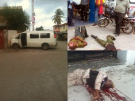 Haiti - FLASH : An armed commando attack the Police Station of Les Cayes